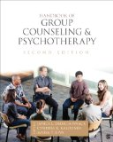 Handbook of Group Counseling and Psychotherapy  2nd 2014 edition cover