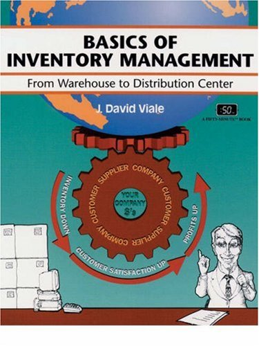 Basics of Inventory Management From Warehouse to Distribution Center  1997 edition cover