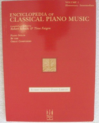 ENCYCLOPEDIA OF CLASSICAL PIAN N/A edition cover