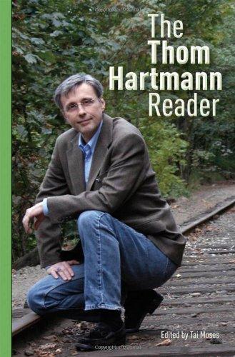 Thom Hartmann Reader   2011 edition cover