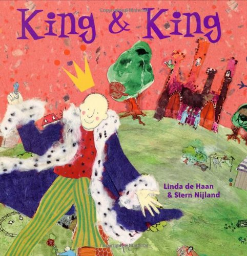 King and King   2002 edition cover