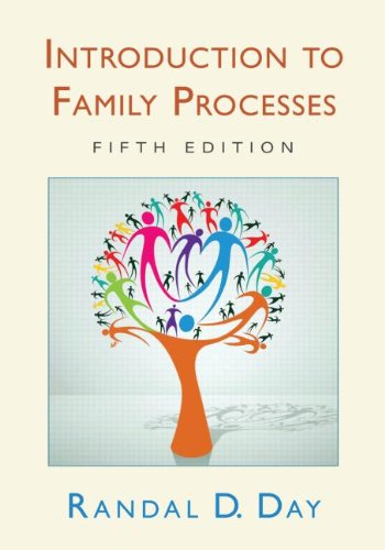 Introduction to Family Processes  5th 2010 (Revised) edition cover
