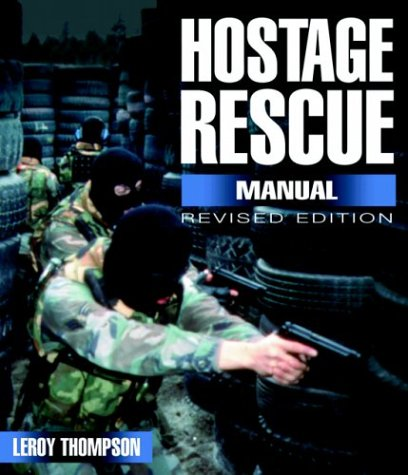 Hostage Rescue Manual  2nd 2005 (Revised) edition cover