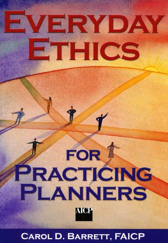 Everyday Ethics for Practicing Planners   2001 edition cover