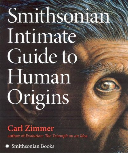 Smithsonian Intimate Guide to Human Origins   2005 edition cover