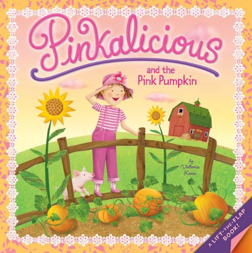 Pinkalicious and the Pink Pumpkin   2011 9780061989612 Front Cover