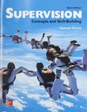 Supervision Concepts and Skill-Building 9th 2016 edition cover