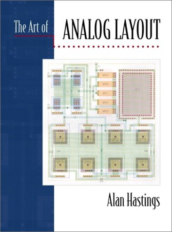 Art of Analog Layout   2001 edition cover