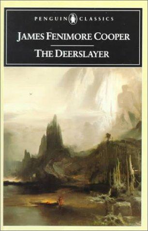 Deerslayer   1987 9780140390612 Front Cover