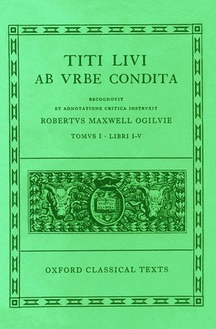 Ab Vrbe Condita  2nd 1974 (Revised) edition cover