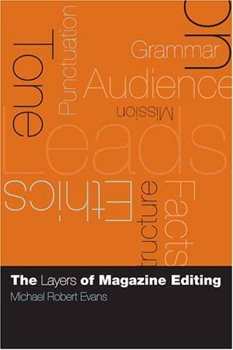 Layers of Magazine Editing   2004 edition cover