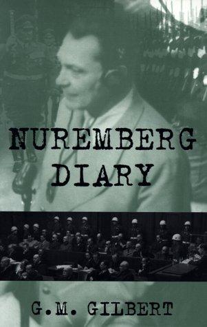 Nuremberg Diary   2006 (Reprint) edition cover