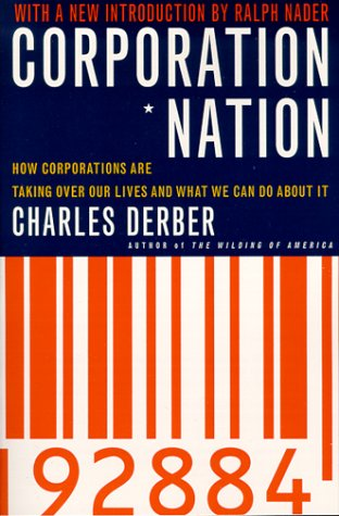 Corporation Nation How Corporations Are Taking over Our Lives and What We Can Do  2000 (Revised) edition cover