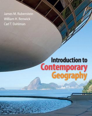 Introduction to Contemporary Geography   2013 9780321812612 Front Cover