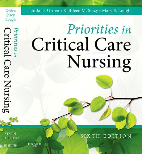 Priorities in Critical Care Nursing  6th 2012 edition cover