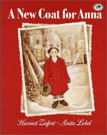 New Coat for Anna  N/A edition cover