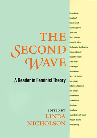 Second Wave A Reader in Feminist Theory  1997 edition cover