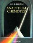 Analytical Chemistry  5th 1994 9780471597612 Front Cover