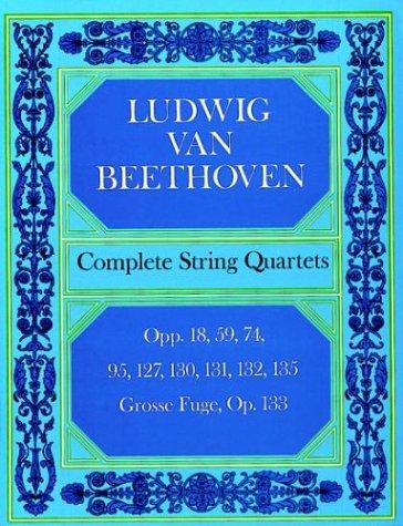 Complete String Quartets   2008 (Reprint) edition cover