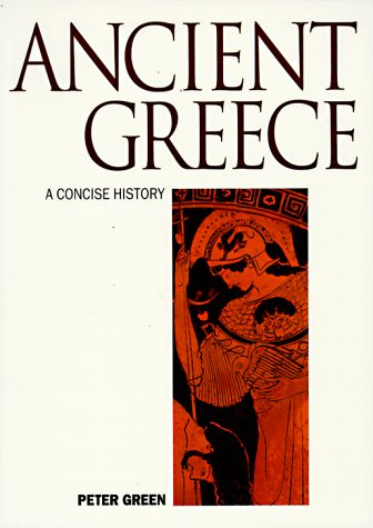 Ancient Greece An Illustrated History  1979 9780500271612 Front Cover