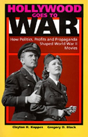 Hollywood Goes to War  N/A edition cover