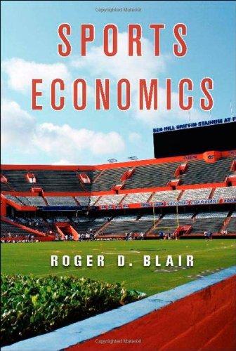 Sports Economics   2011 edition cover