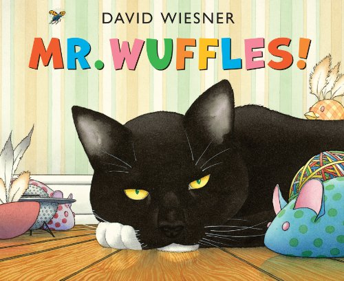 Mr. Wuffles!   2013 edition cover