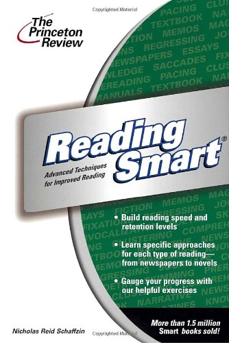 Reading Smart Advanced Techniques for Improved Reading N/A edition cover