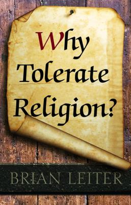 Why Tolerate Religion?   2013 edition cover