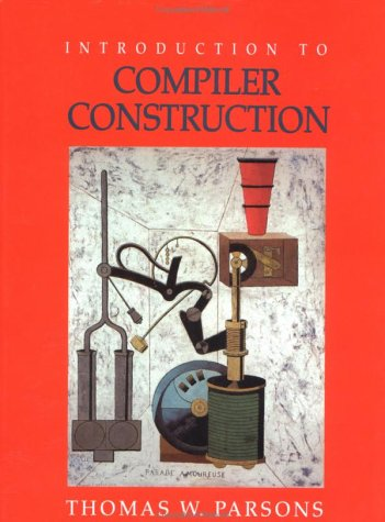 Introduction to Compiler Construction   1992 edition cover