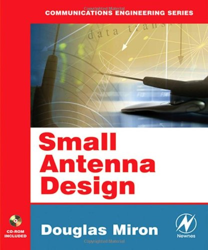 Small Antenna Design   2006 9780750678612 Front Cover