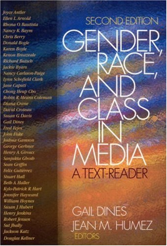 Gender, Race, and Class in Media A Text-Reader 2nd 2002 (Revised) edition cover