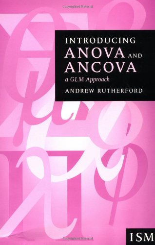 Introducing Anova and Ancova A GLM Approach  2001 edition cover