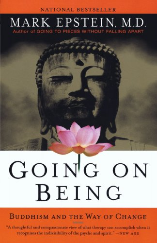 Going on Being Buddhism and the Way of Change Reprint  edition cover