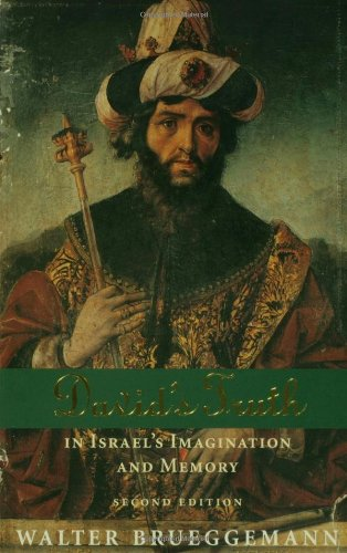 David's Truth In Israel's Imagination and Memory 2nd 2002 (Revised) edition cover