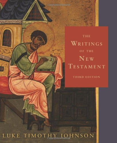 Writings of the New Testament  3rd 2010 (Revised) edition cover