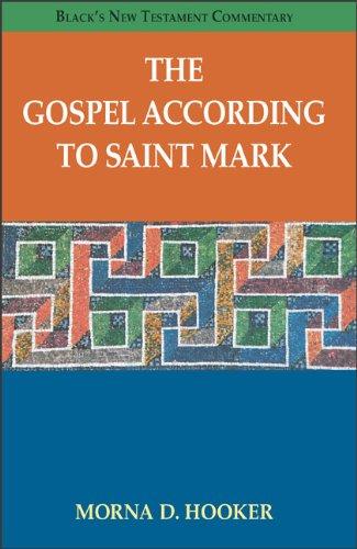 Gospel According to Saint Mark  N/A edition cover
