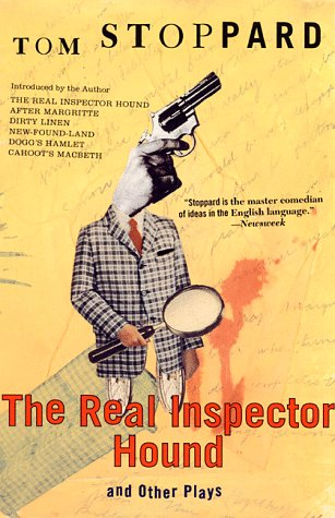Real Inspector Hound and Other Plays   1996 (Reprint) edition cover