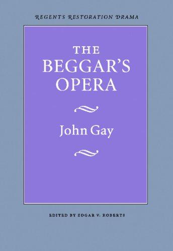 Beggar's Opera  N/A edition cover