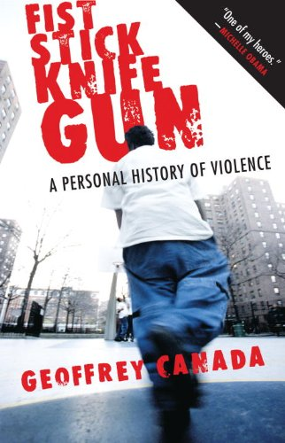 Fist Stick Knife Gun A Personal History of Violence  2010 edition cover