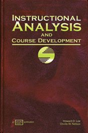 Instructional Analysis and Course Development: 1st 2006 edition cover