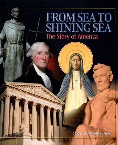 History : Sea to Shining Sea  2003 edition cover