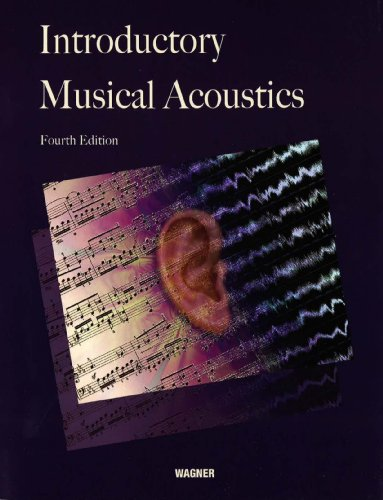 Introductory Musical Acoustics:  2009 edition cover