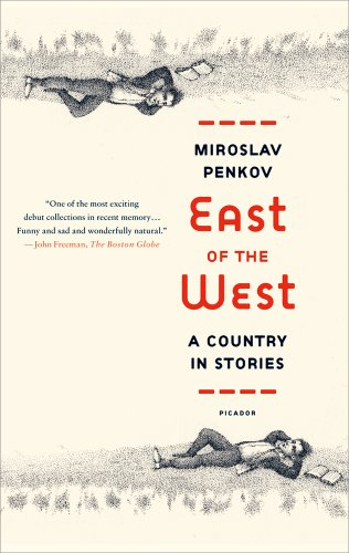 East of the West A Country in Stories N/A edition cover
