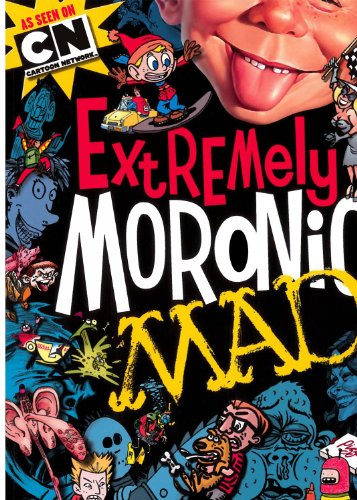 Extremely Moronic MAD   2012 9781401238612 Front Cover