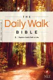 Daily Walk Bible NLT  N/A edition cover