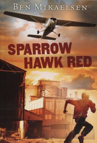 Sparrow Hawk Red  N/A edition cover