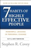 7 Habits of Highly Effective People Powerful Lessons in Personal Change 25th 2013 edition cover