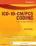 Workbook for ICD-10-CM/PCS Coding: Theory and Practice, 2015 Edition   2014 edition cover