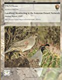 Landbird Monitoring in the Sonoran Desert Network Annual Report 2009 N/A 9781493701612 Front Cover